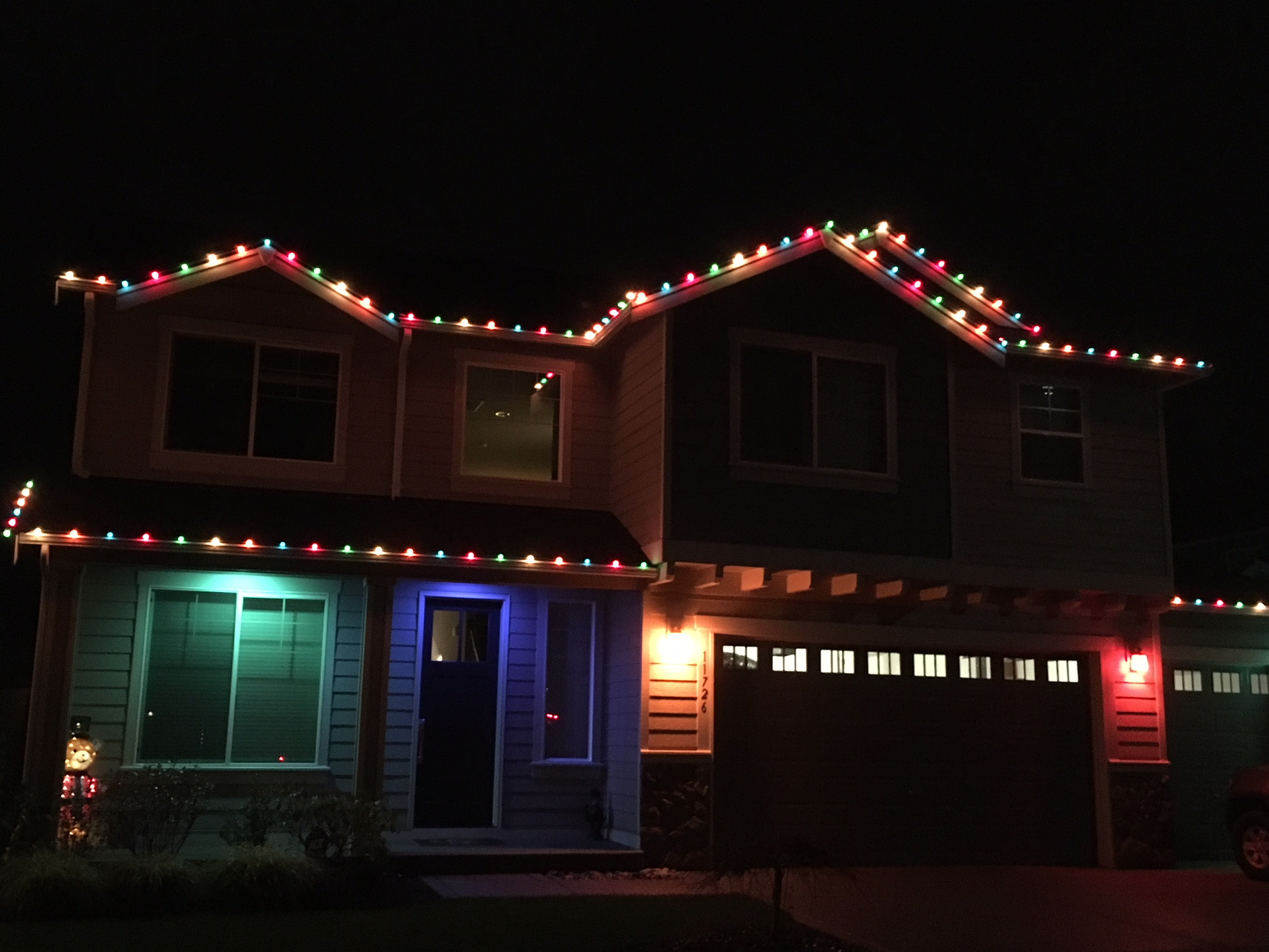 When Were The First Electric Christmas Lights Used.Christmas Lights First Response Exterior Detailing Llc