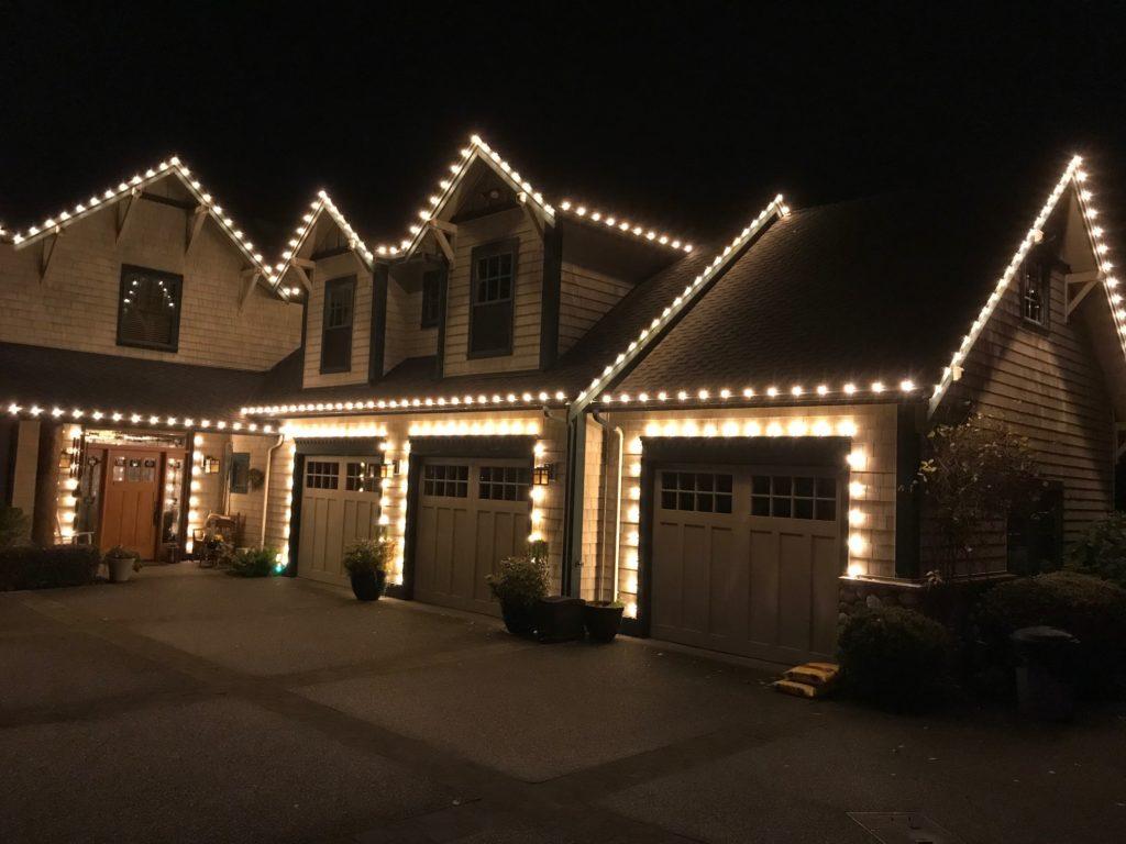 Christmas Lights First Response
